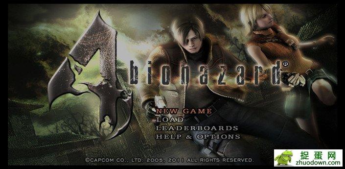 生化危机4半汉化版(biohazard 4 Mobile edition)