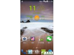 HTC G11 4.4 魔音丽音 滑屏解锁