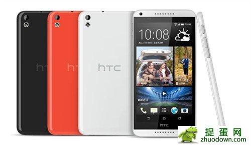 电信4G版HTC Desire 816评测 2
