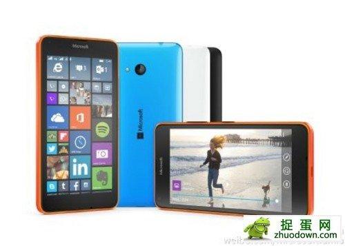 双卡双待双4G Lumia 640/640 XL发布第1张图