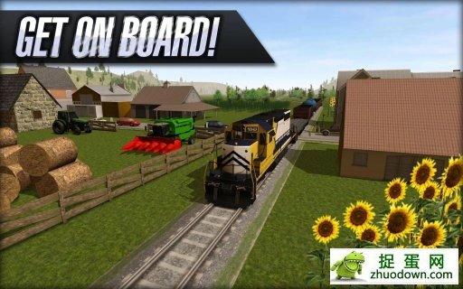 火车司机15 全解锁版截图5