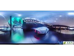4K全景360°VR视频资源:史上最强速度+激情的《梅塞德斯奔驰》科