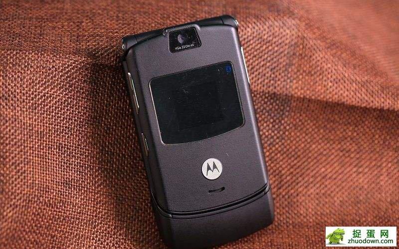 纤薄金属机身手机