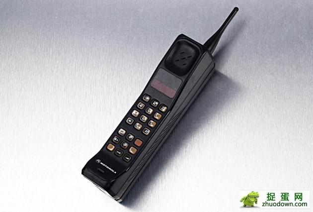 初期手机形态