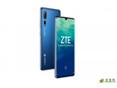 国内首款5G手机中兴Axon 10 Pro 5G版