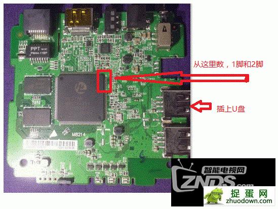 海思Hi3798M芯片魔百盒CM101s刷机破解教程
