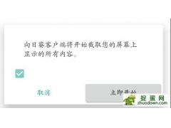向日葵安卓手机客户端无法连接和显示的解决方法