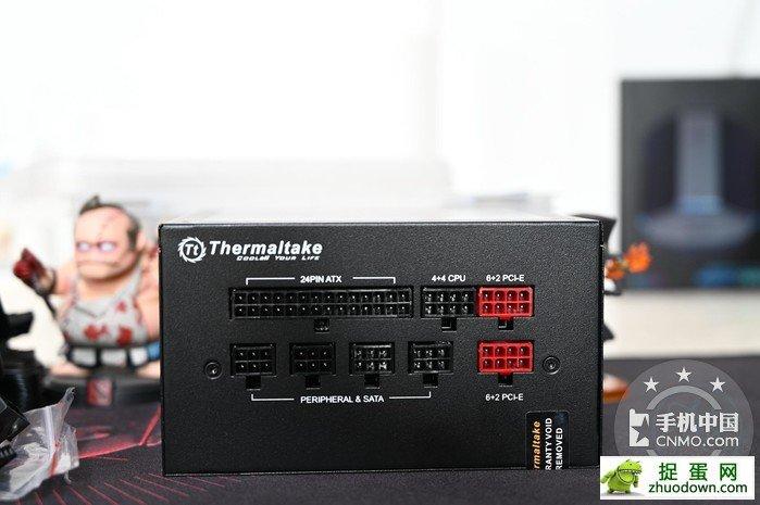 【图片5】自备收纳盒,全日系电容加持,曜越BT500W开箱体验