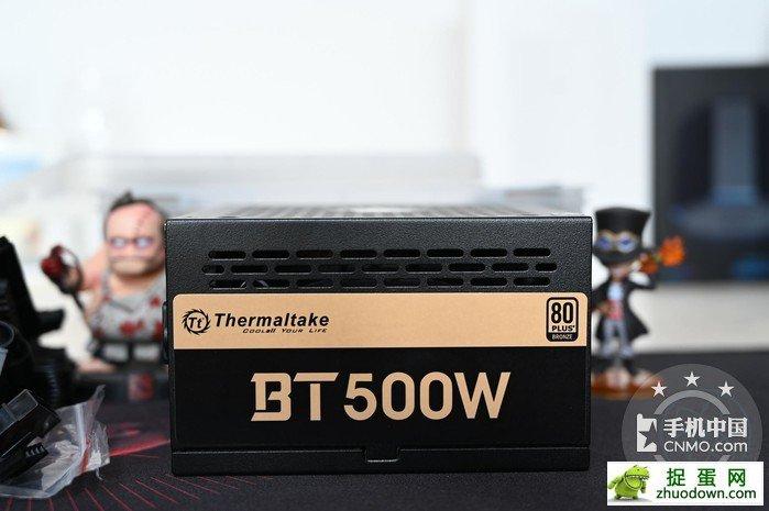 【图片2】自备收纳盒,全日系电容加持,曜越BT500W开箱体验