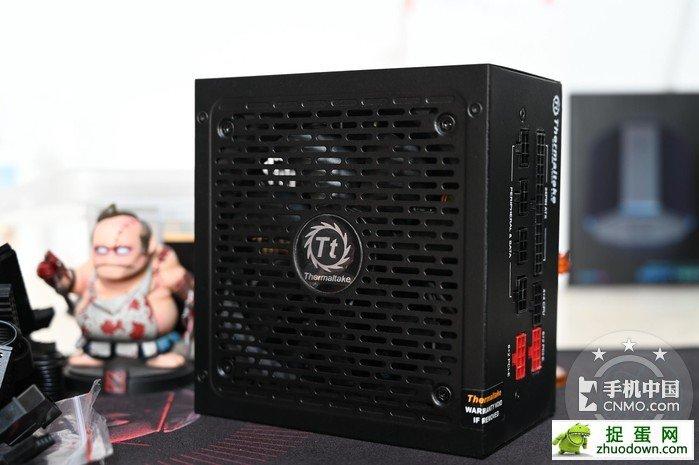 【图片6】自备收纳盒,全日系电容加持,曜越BT500W开箱体验