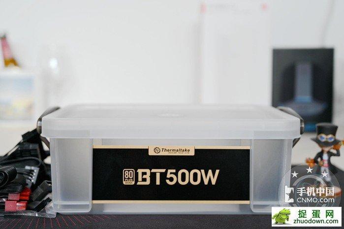 【图片3】自备收纳盒,全日系电容加持,曜越BT500W开箱体验